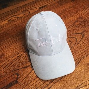 Tone It Up Suede Hat